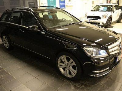 begagnad Mercedes C220 CDI 4MATIC 7G -14