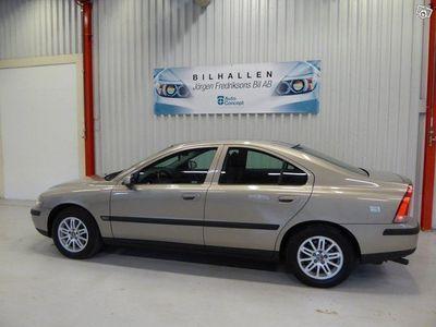 begagnad Volvo S60 2.4 140 HK BUSINESS 14900kr -01
