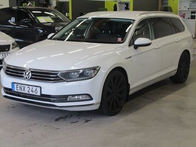 begagnad VW Passat 2,0 TDi 190hk 4M DSG Executive