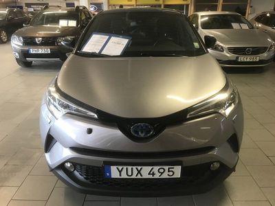 begagnad Toyota C-HR 1.8 Hybrid X-edition