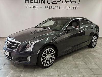 begagnad Cadillac ATS 2.0 AWD Vinterhjul 1 Års 2014, Sedan 199 900 kr
