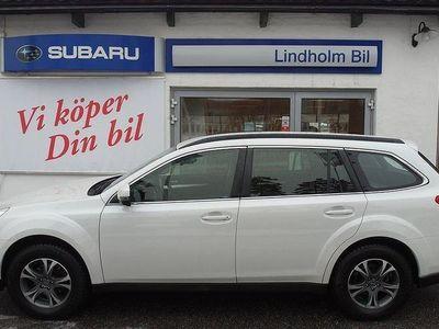 begagnad Subaru Outback 2.5 CNG Citygas automat -14
