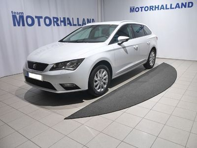 brugt Seat Leon ST 1.2 TSI 110hk STYLE Drag
