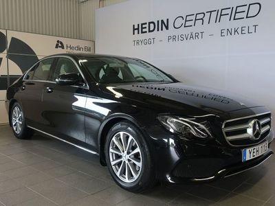 begagnad Mercedes E200 Sedan /V-Hjul/Dragkrok/NYSERVAD/