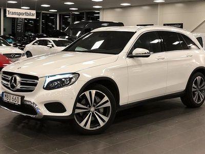 begagnad Mercedes 220 GLC Benzd 4MATIC 2016, SUV 299 000 kr
