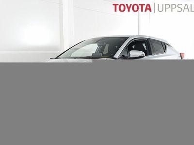 begagnad Toyota C-HR 1,8 Elhybrid X-edition JBL