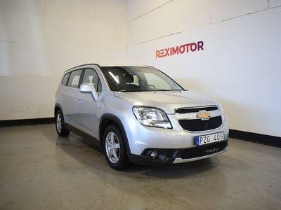 begagnad Chevrolet Orlando 1.8 141hk 7-Sitts Ny Besiktad