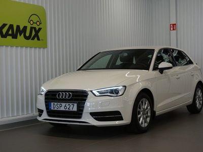 brugt Audi A3 1.2 TFSI Styled S&V-Hjul (110hk)