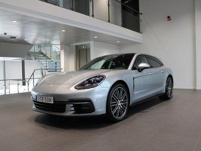 begagnad Porsche Panamera 4 E-Hybrid Sport Turismo 10 YEAR EDITION