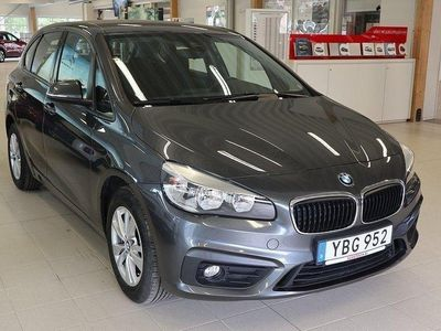 begagnad BMW 218 Active Tourer d xDrive