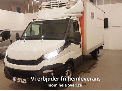 begagnad Iveco Daily KYLBIL 2.3 JTD Baklyft Leasingsbar 2015, Transportbil 189 900 kr