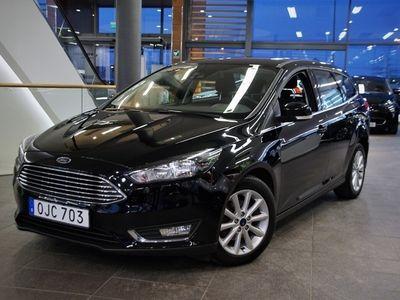begagnad Ford Focus Kombi 1.0 100 Titanium