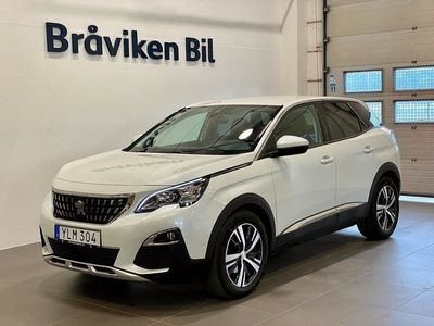 begagnad Peugeot 3008 ALLURE BlueHDi 120 AUT 2017, SUV 209 900 kr