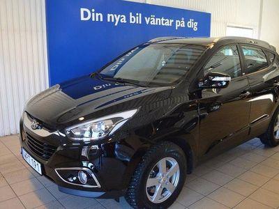 begagnad Hyundai ix35 1.7 CRDi M6 2WD Go