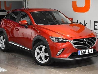 begagnad Mazda CX-3 Optimum 2.0 150hk Aut AWD