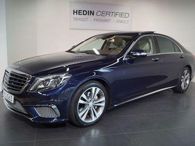 """begagnad Mercedes S350 - Benzd 4MATIC Lång """"AMG Optik"""" 258hk"""