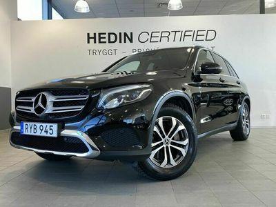 begagnad Mercedes GLC220 - BenzD 4MATIC SUV DRAGKROK
