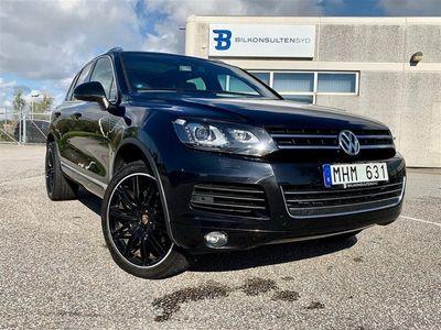 begagnad VW Touareg 3.0 V6 TDI BlueMotion 4Motion Automatisk, 245hk Premium, Sport