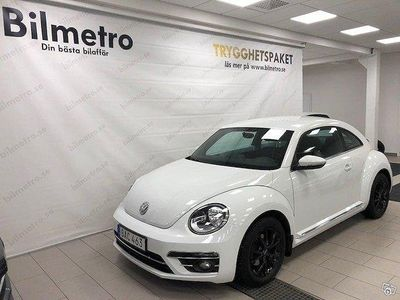 begagnad VW Beetle NEW TSI 150