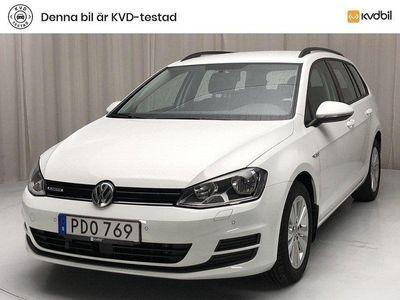 begagnad VW Golf VII 1.4 TGI BlueMotion Sports