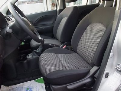 begagnad Nissan Micra Visia 1,2 5-Dörr Nybilsgaranti