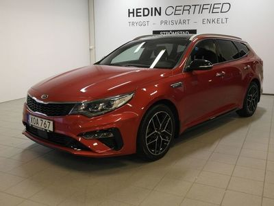 begagnad Kia Optima SW 1.6T - GDI DCT7 Gt - Line Plus