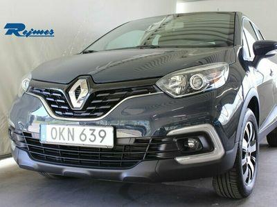 begagnad Renault Captur PhII Energy TCe 90 Zen II
