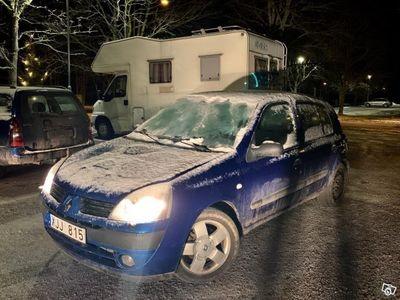 begagnad Renault Clio 1,2 -06
