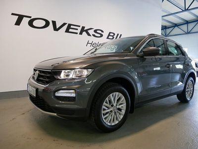 begagnad VW T-Roc 115 HK 6 VXL Drag/backkamera/2-zons klima
