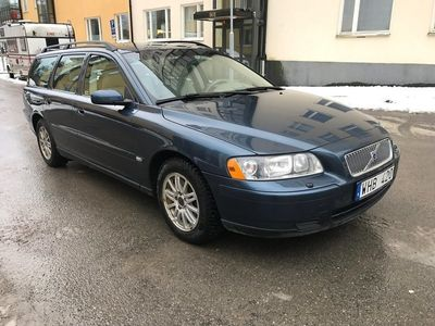 begagnad Volvo V70 Besiktad till 2018-02-28