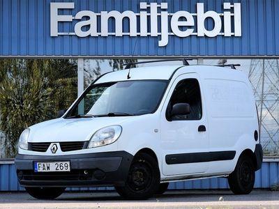 używany Renault Kangoo Express 1.5 dCi Skåp (65hk) Momsbil/Nybes/Nyservad/Drag