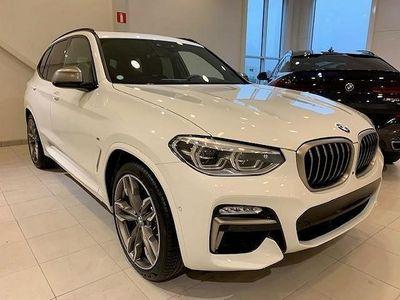 begagnad BMW X3 M40i Innovation Edition