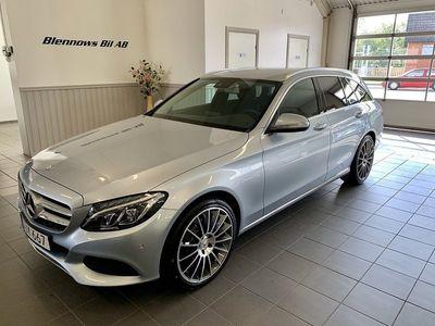 begagnad Mercedes 180 C-KLASSAvantgarde / Navi / Drag