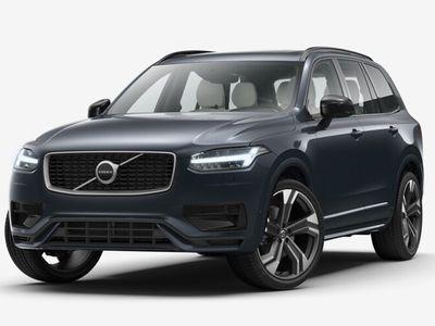 "begagnad Volvo XC90 T5 AWD R-Design 7-säten, Harman Kardon, Panoramaglastak, Teknikpaket Pro, Klimatpaket Pro, 22""5-d spoke Black DC"