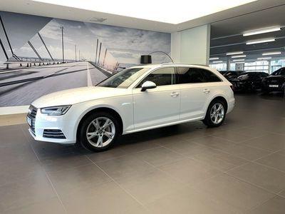 begagnad Audi A4 Avant 2.0 TDI 190HK SPORT Q