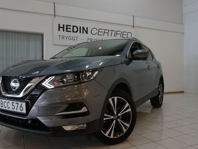 begagnad Nissan Qashqai 1.5 dCi Manuell, 115hk, 2019