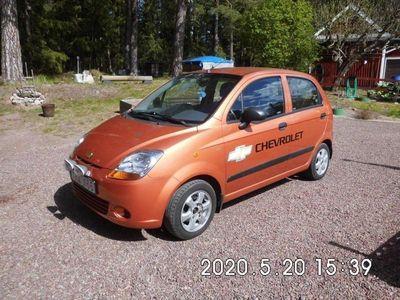 begagnad Chevrolet Matiz 1,0 Kontrollbesikt 07.2021