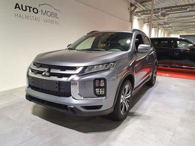 begagnad Mitsubishi ASX 2.0 4WD CVT 150hk Komfort