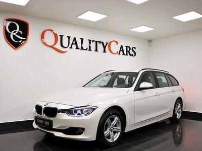 begagnad BMW 320 d Touring/ M-värmare/ Drag