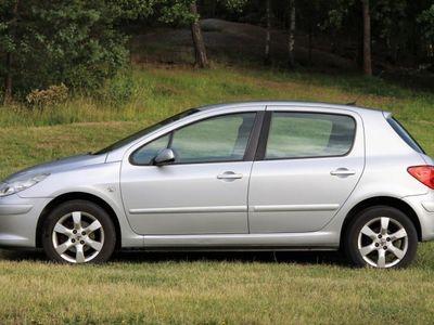 begagnad Peugeot 307 2,0 5D -06