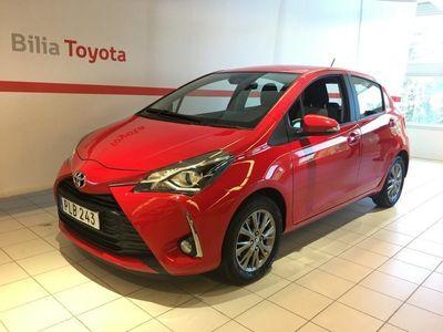 begagnad Toyota Yaris 1,5 Active 2017, Halvkombi 109 900 kr
