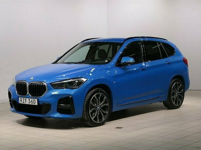begagnad BMW X1 xDrive20d M Sport Innovation Drag Fartp.