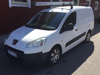 gebraucht Peugeot Partner 1.6 e-HDI Skåp (90hk)