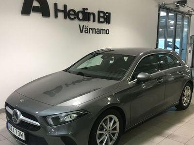 begagnad Mercedes A180 D - SE EDITION AUTOMAT SKINN