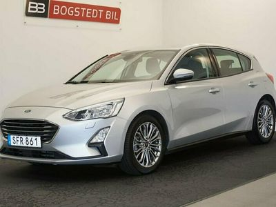 begagnad Ford Focus 1.0 EcoBoost, Launch Edition
