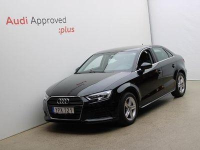 begagnad Audi A3 Sedan LIMOUSINE SED ACT1.5 R4110 M6V A