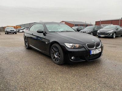 begagnad BMW 335 Cabriolet i Convertible M Sport 306hk