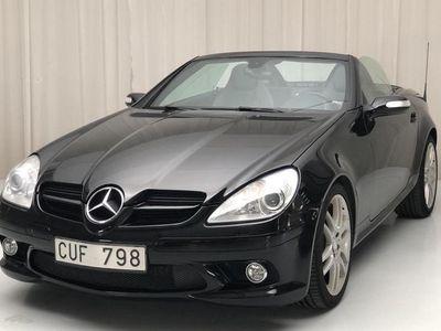 begagnad Mercedes SLK350 R171