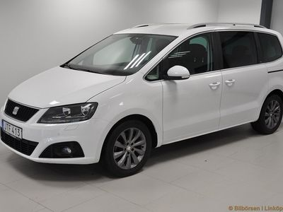 begagnad Seat Alhambra 2.0 TDI Ecomotive DSG Style 7-Sits