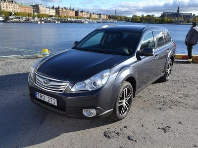 begagnad Subaru Outback 2.5 4WD AUT Lineartronic 167hk